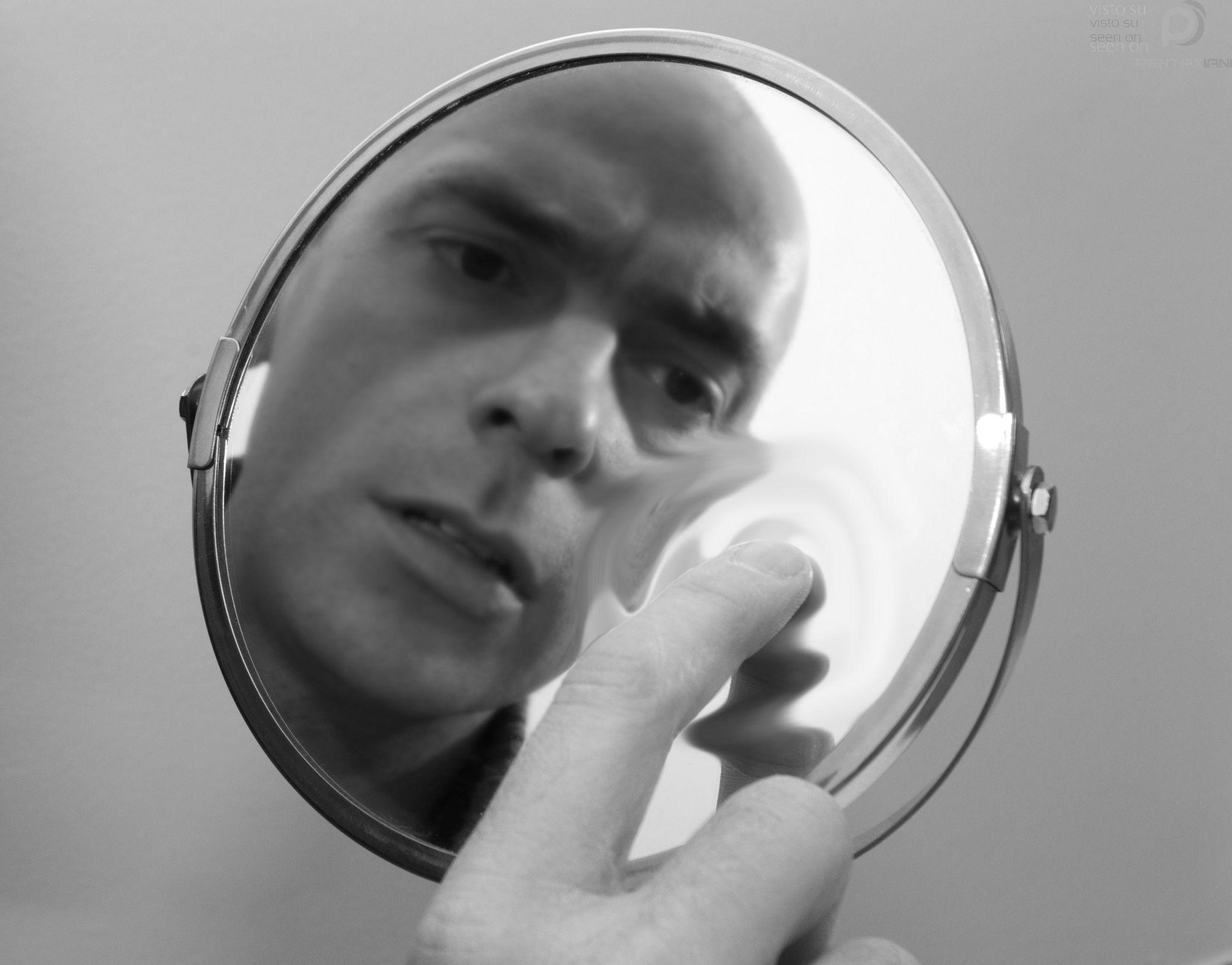 Pentaxiani leggi argomento autoritratto riflesso - Riflesso stucco a specchio ...